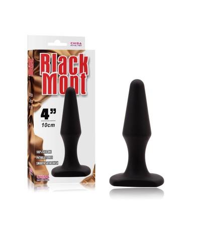 Plug Anal 104 x 29 cm Silicona Negro