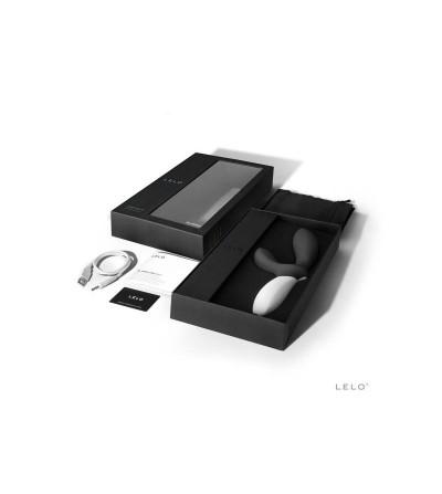 Estimulador Prostatico Loki Wave Obsidian Black