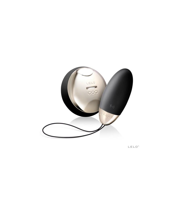 Huevo Vibrador SenseMotion Lyla 2 Negro