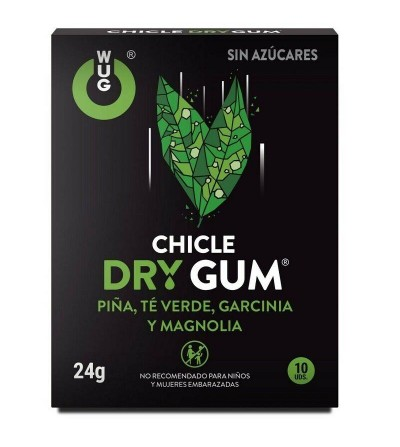 Chicles Dry Gum 10 Uds