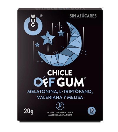 Chicles Off Gum 10 Uds