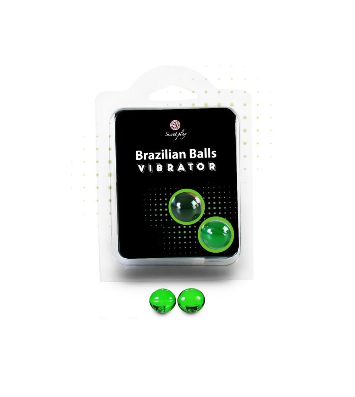 Set 2 Brazilian Balls Vibracion