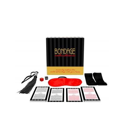 Kit Bondage Seductions EN ES DE FR