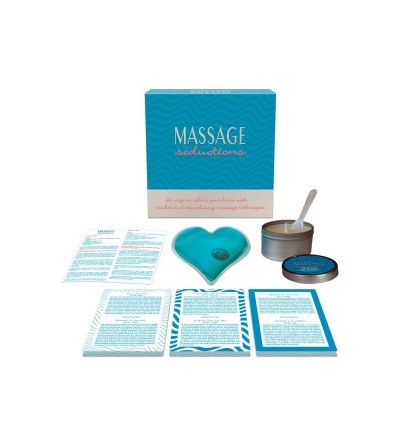 Kit Massage Seductions EN ES DE FR