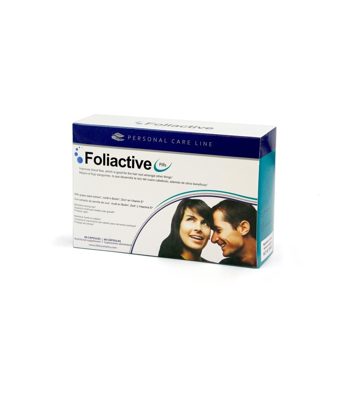 Capsulas Anticaida Foliactive 60 Comprimidos