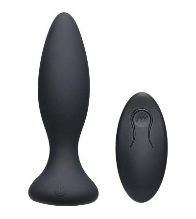 Plug Anal con Control Remoto Vibe Beginner Negro