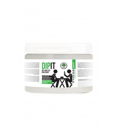 Lubricante Base Agua Dip It 500 ml