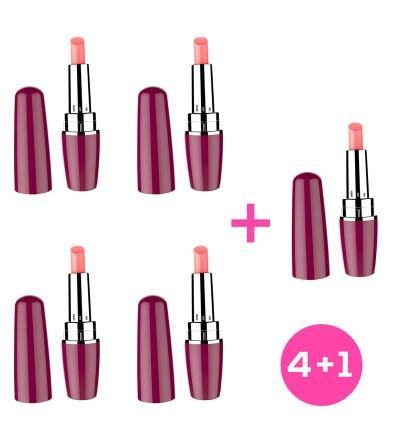 Pack 41 Viblips Estimulador Pintalabios Purpura