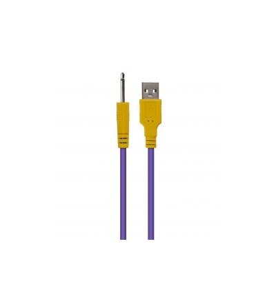 Vibrador Estimulacion Doble Base USB