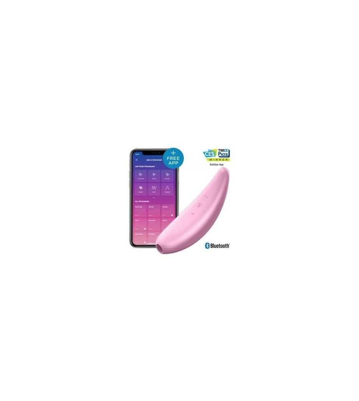 Estimulador Curvy 3 Rosa