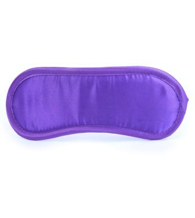 Antifaz Satin Purpura