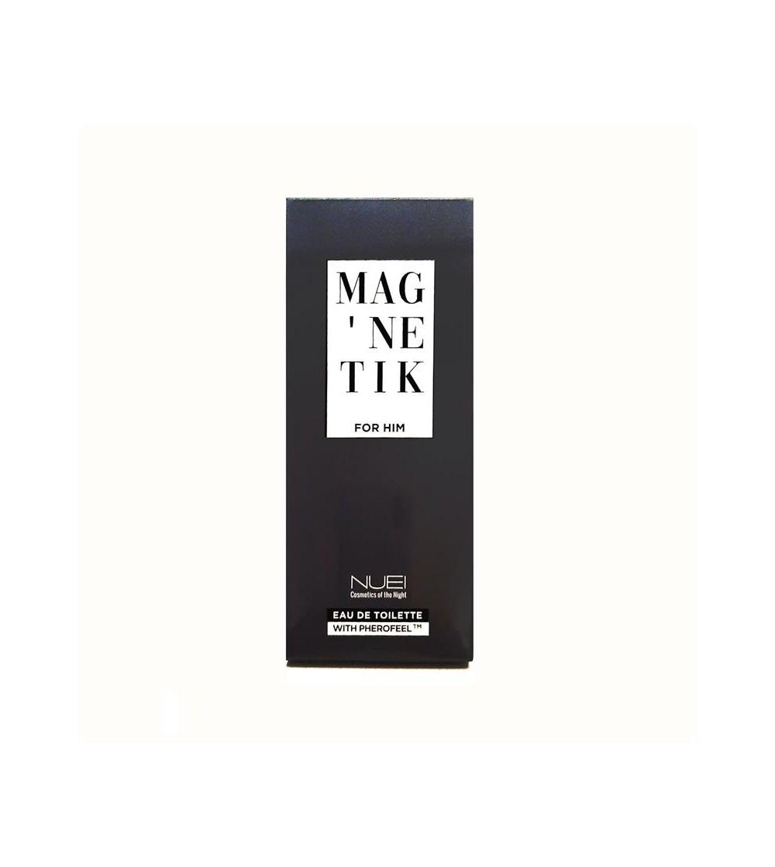 Perfume con Feromonas MAGNETIK for Him Lubricante 30 ml Gratis