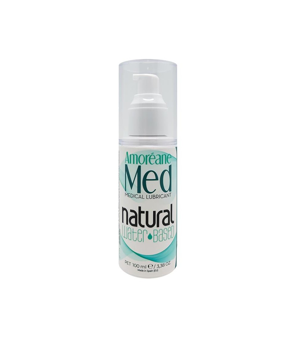 Lubricante Base de Agua Medical Natural 100 ml