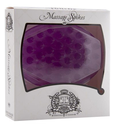 Masajeador Spikes Purpura