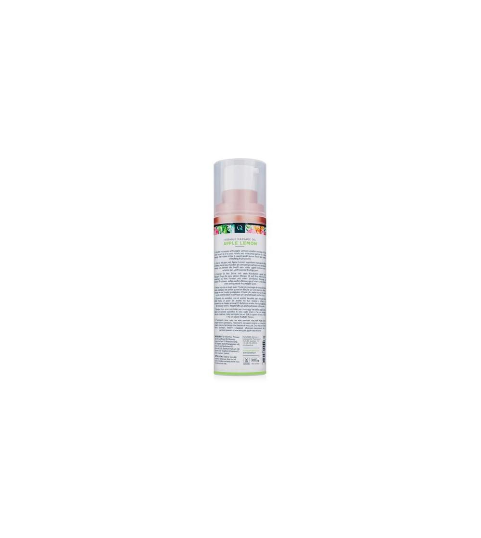 Spray de Masaje de Manzana y Limon 100ml