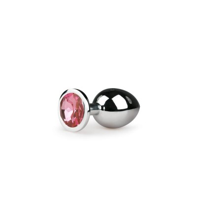 Plug de Aluminio No 2 Plata Rosa