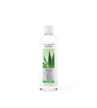 Lubricante Nu Aloe Vera 250 ml
