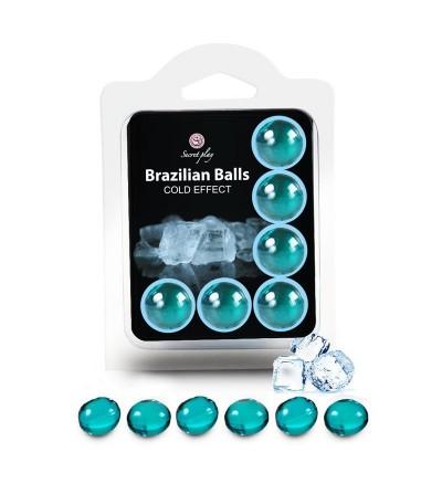 Brazilian Balls Set 6 Efecto Frio