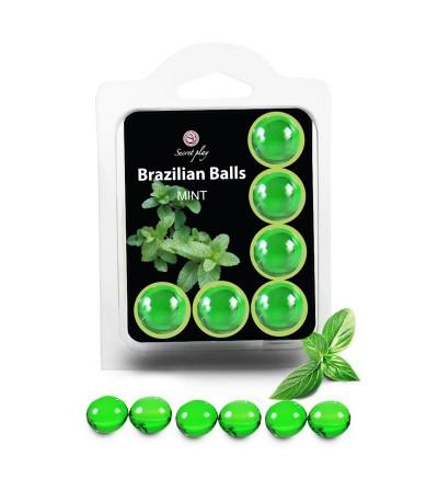 Brazilian Balls Set 6 Menta