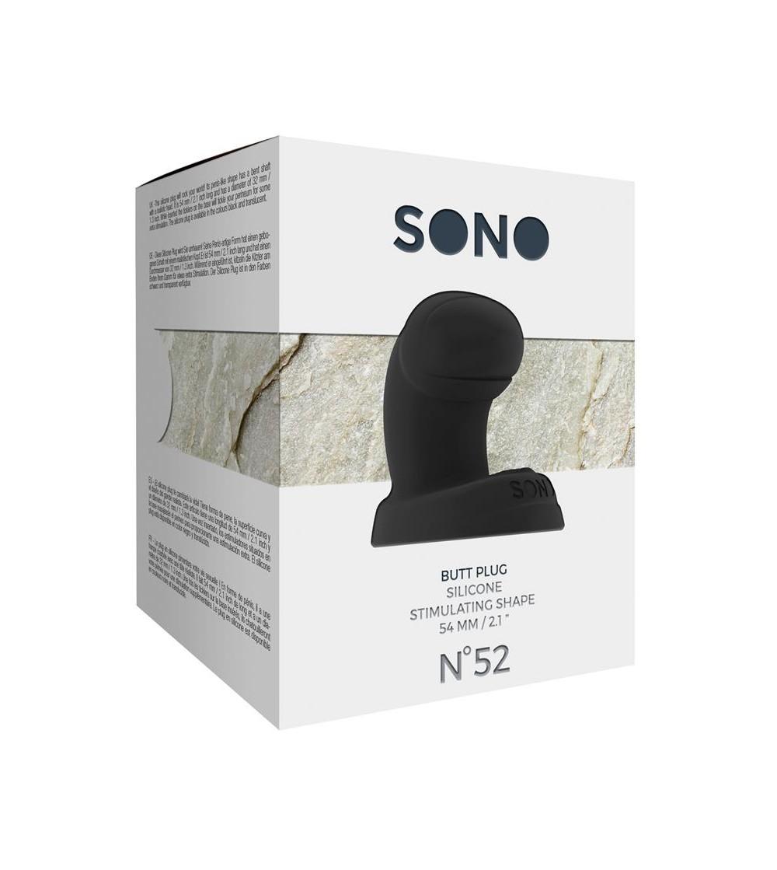 Shots Sono Plug Anal No52 Negro