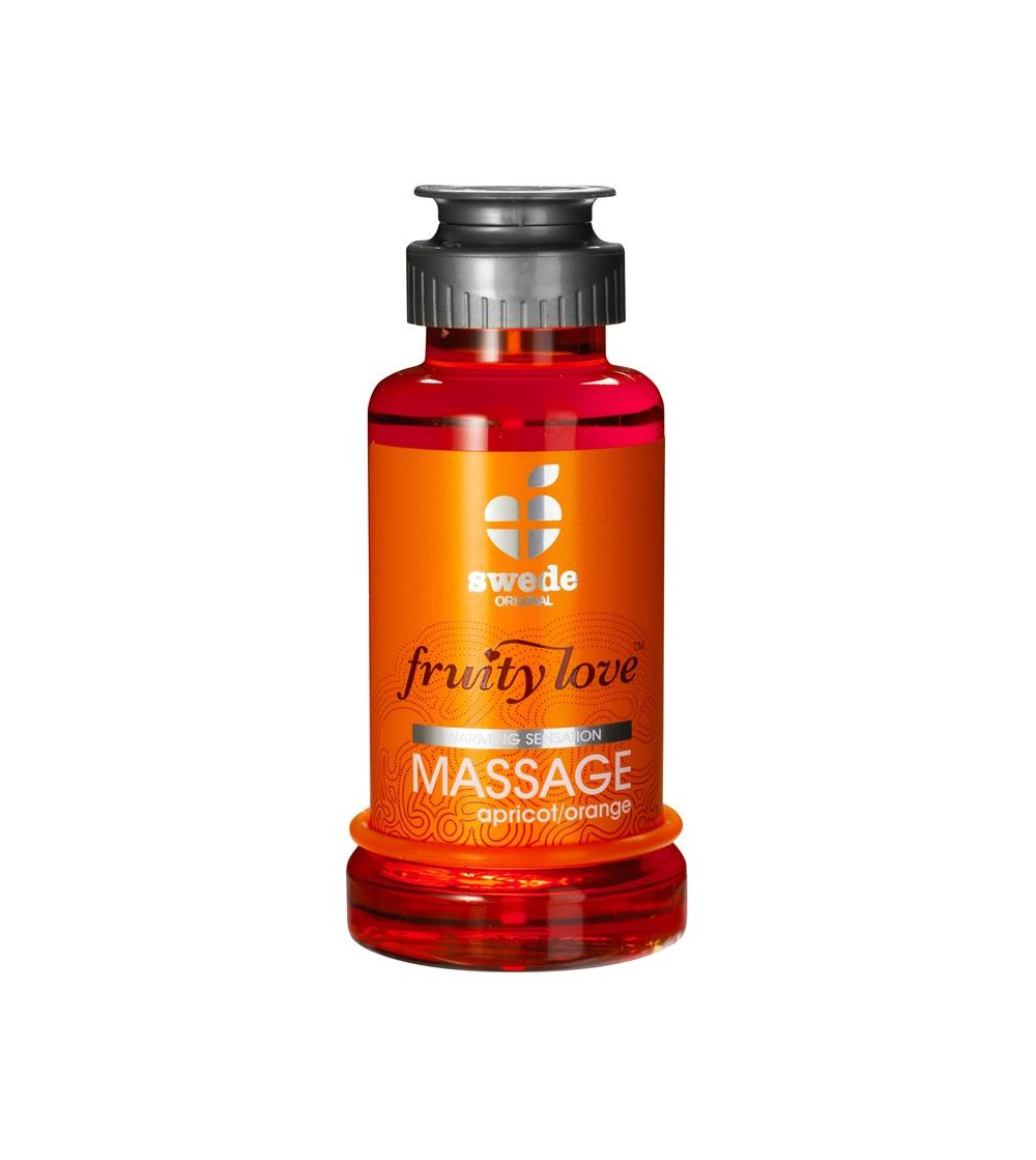Fruity Love Aceite de Masaje Aroma Albaricoque y Naranja 100 ml