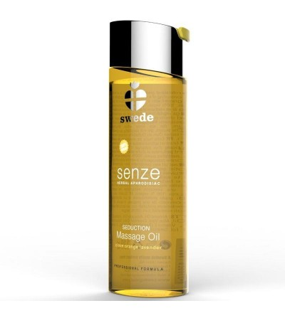 Senze Aceite de Msasaje Seduction 150 ml