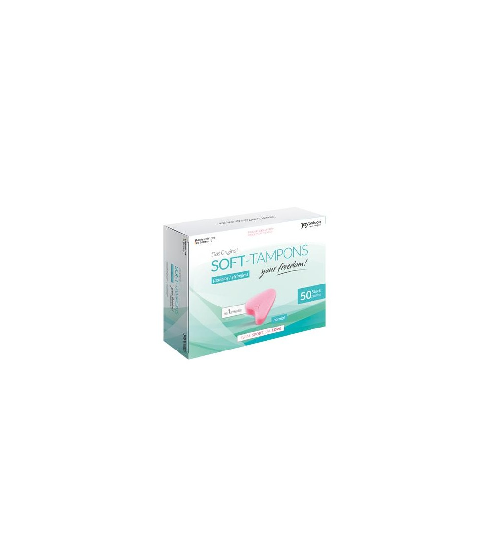 SoftTampons Normal Caja de 50