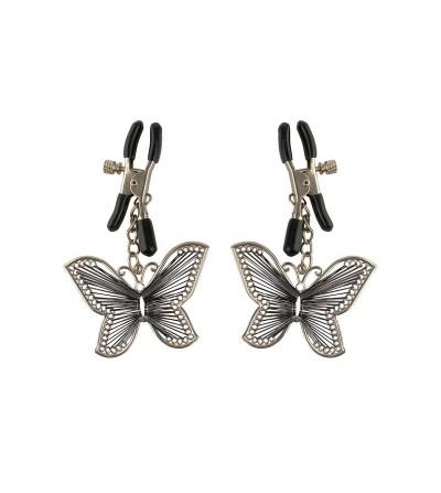 Fetish Fantasy Series Pinzas para Pezones de Mariposa
