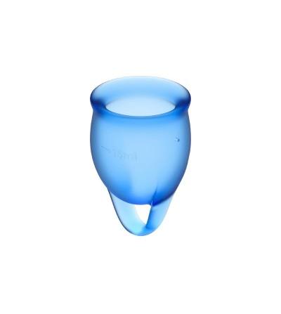Copas Menstruales Feel Confident Dark Blue Pack de 2