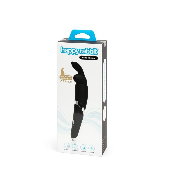 Varita Vibradora USB Negro