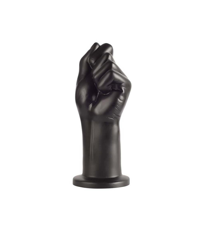 Dildo para Fisting Realista 25 cm Negro