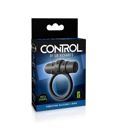 Anillo Vibrador Silicona Recargable Control Vibrating C Ring