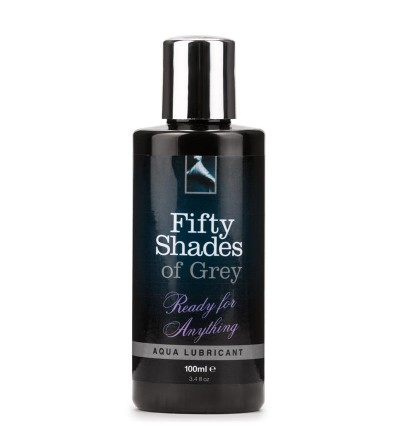 US Fifty Shades of Grey Ready for Anything Lubricante de Agua 100 Ml