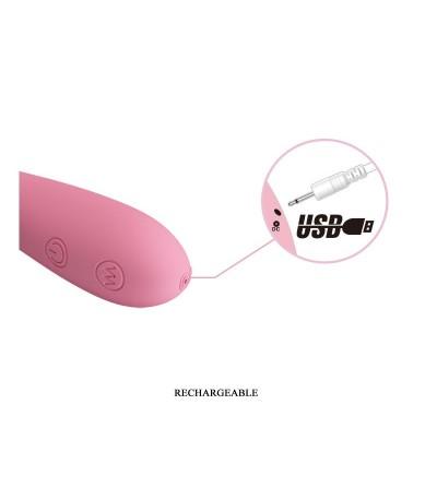 Vibrador Gloria Color Rosa Claro