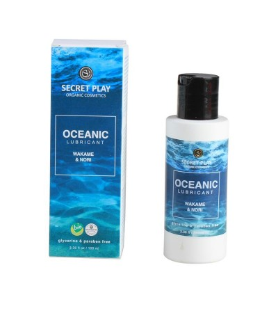 Secret Play Lubricante Ecologico Oceanic