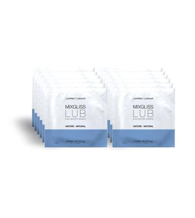 Mixgliss Pack de 12 Monodosis Lubricante Base de Agua LUB