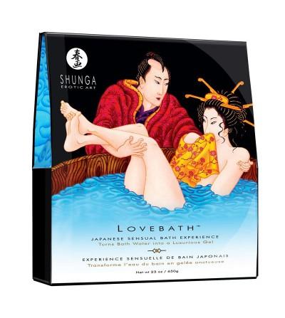 Shunga Sales de Bano Tentaciones del Mar