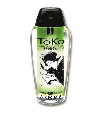 Shunga Lubricante Toko Aroma Melon