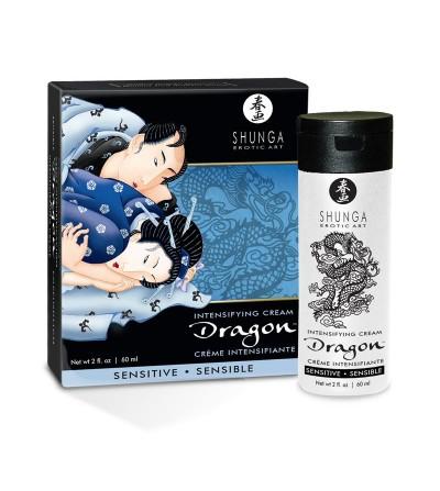 Shunga Crema de Viralidad Dragon Sensible
