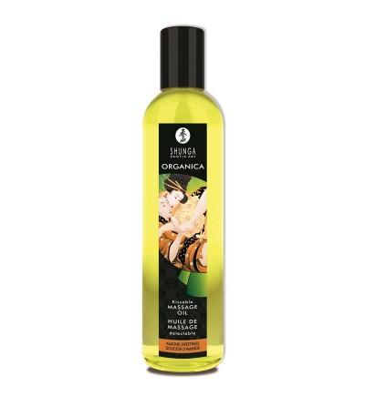 Shunga Aceite de Masaje Erotico Organico Almendra