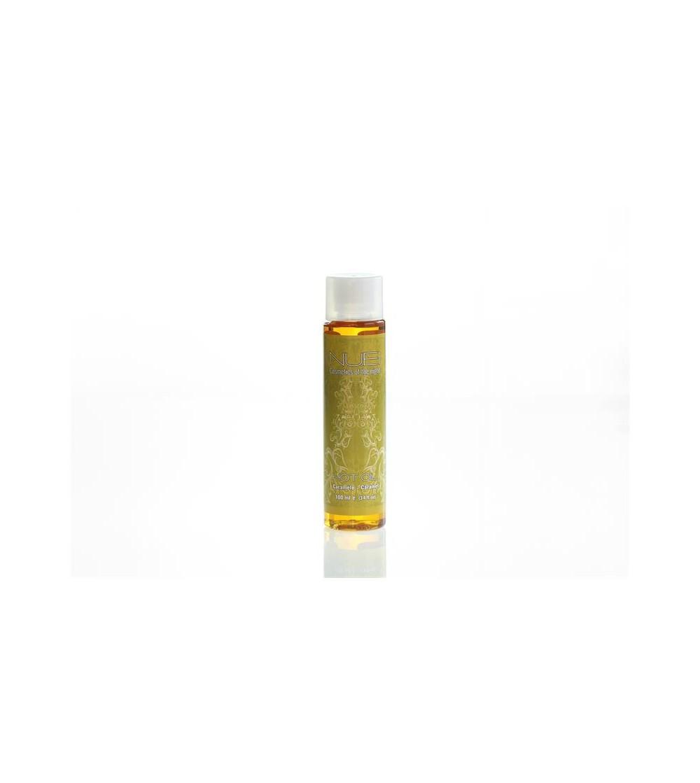 Nuei Aceite Hot Oil Efecto Calor Caramelo 100 ml