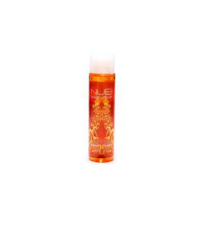 Nuei Aceite Hot Oil Efecto Calor Mandarina 100 ml