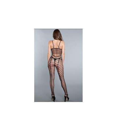 Bodystocking Learn Some New Moves