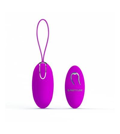 Guevo Vibrador Jacqueline USB Purpura