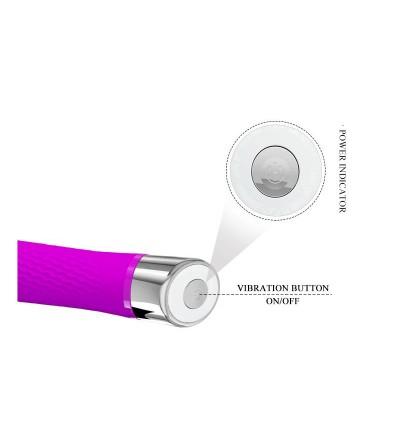 Vibrador Sebastian Silicona Purpura