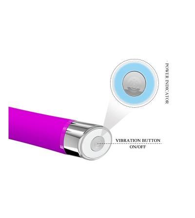 Vibrador Randolph Silicona Purpura