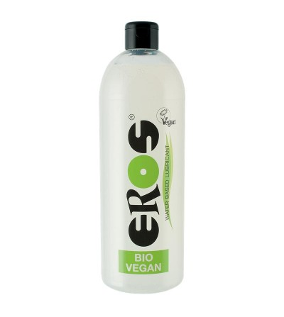 Lubricante Base Agua Vegano 100 Natural 1000ml