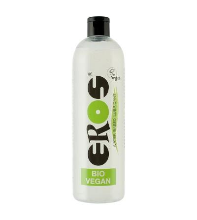 Lubricante Base Agua Vegano 100 Natural 500 ml