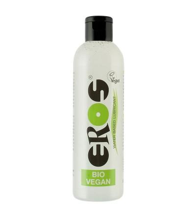 Lubricante Base Agua Vegano 100 Natural 250 ml