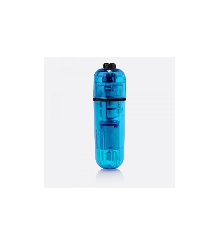 Bala Mini Vibra Super Potente Azul